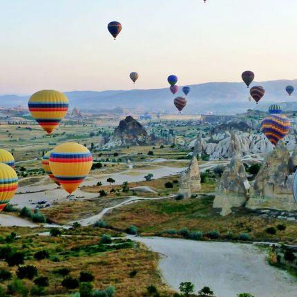 ISTANBUL & CAPPADOCIA TOUR